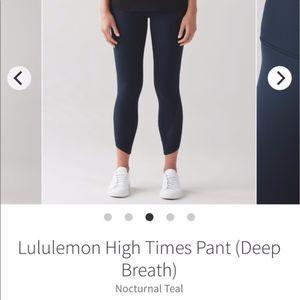 High Times Deep Breath 7/8 Tight